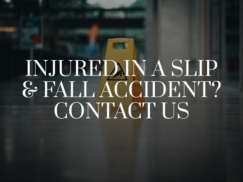 Chandler Slip and Fall Lawyer